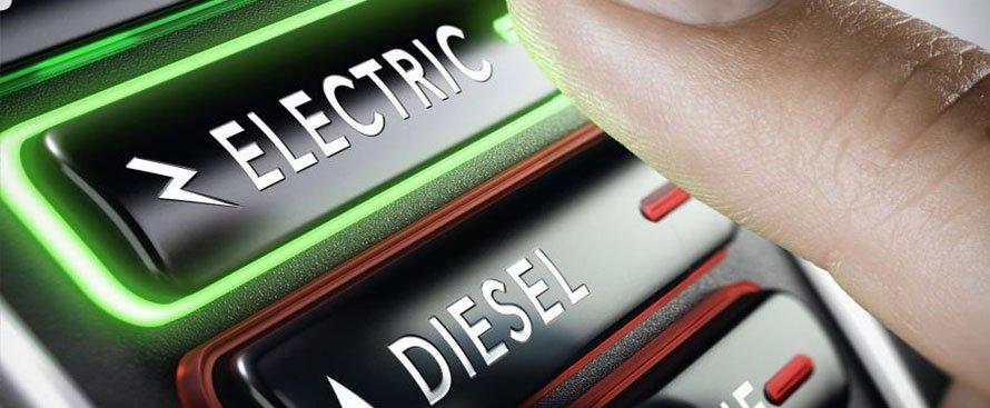Motor Electrico vs Motor a Combustión - Electromovilidad