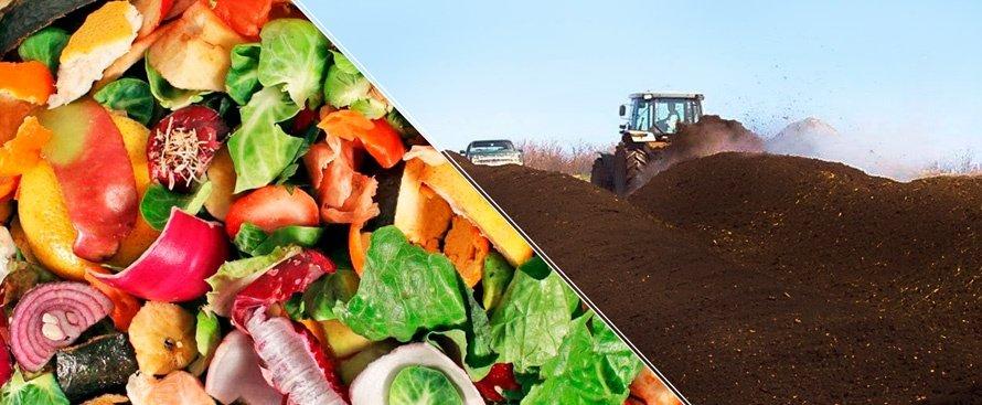 planta de compostaje - EcoAlliance