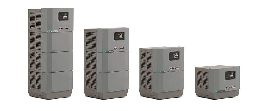 Baterias- Maquinaria Electrica - EAX EcoAlliance
