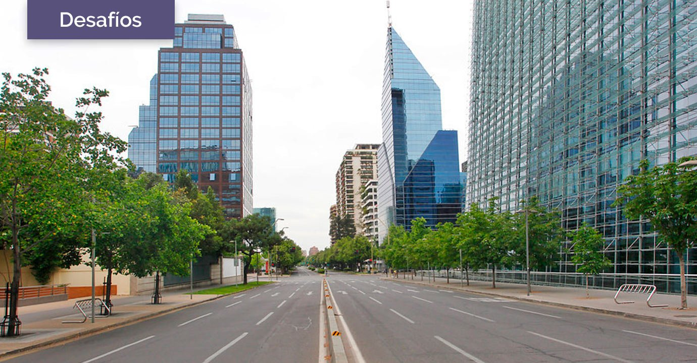 Planificación de las Ciudades y Parques Urbanos - COVID-19