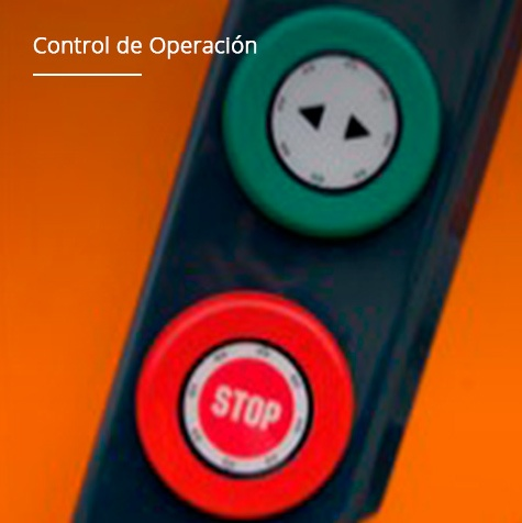 CONTROL DE OPERACIÓN