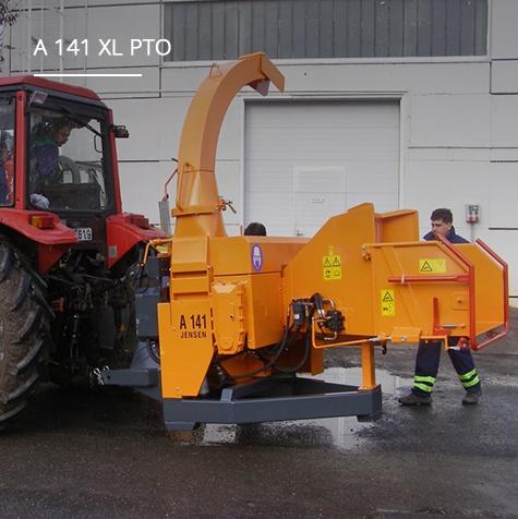 Chipeadora A 141 XL PTO - EAX