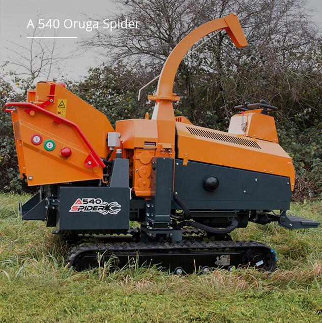 A540 Oruga Spider