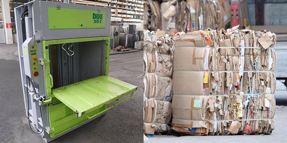 Compactadoras - EAX