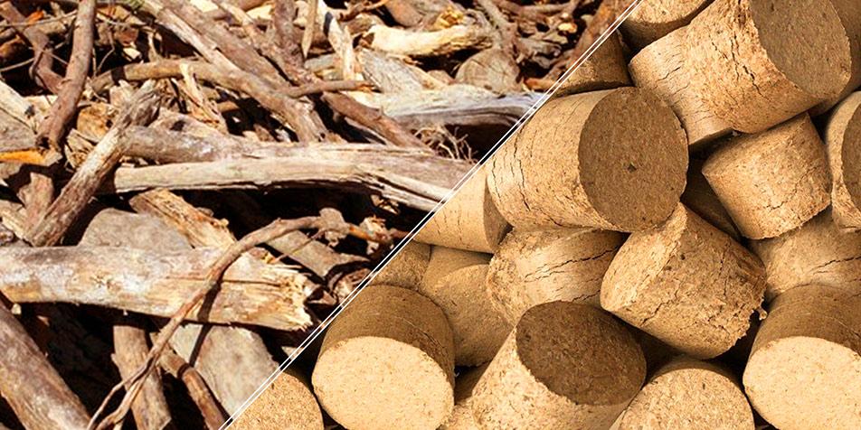 Solución Planta de Briquetas - EAX