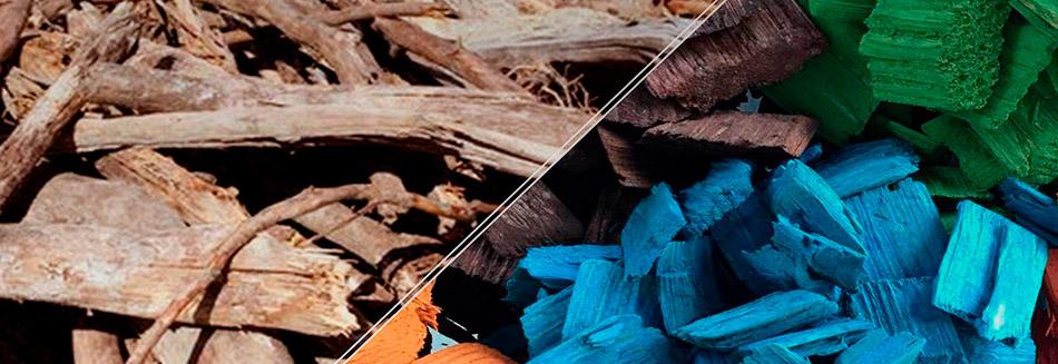 planta de mulch - EAX