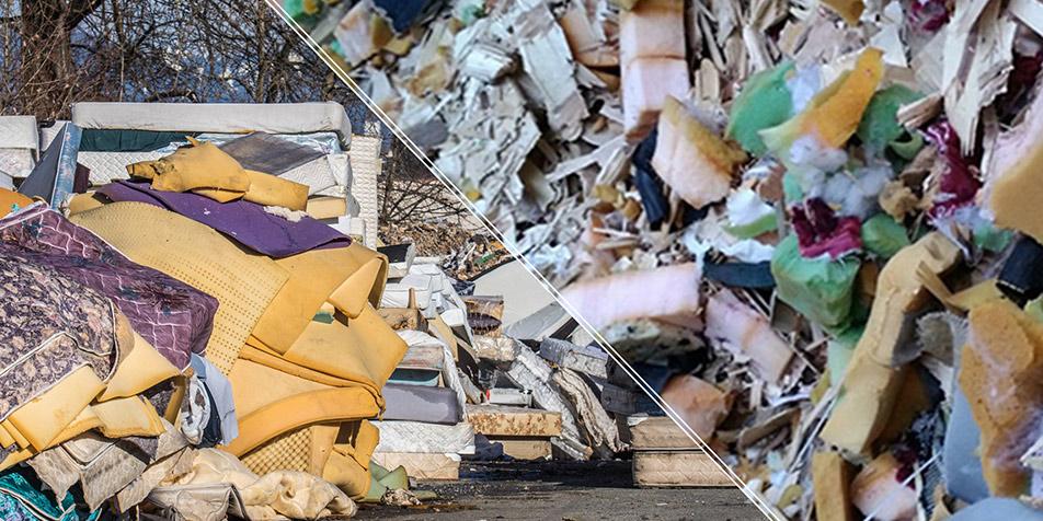 Planta de Tratamiento de Residuos Voluminosos e Industriales
