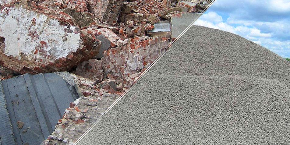 Planta de Tratamiento de Residuos de la Construcción y Demolición