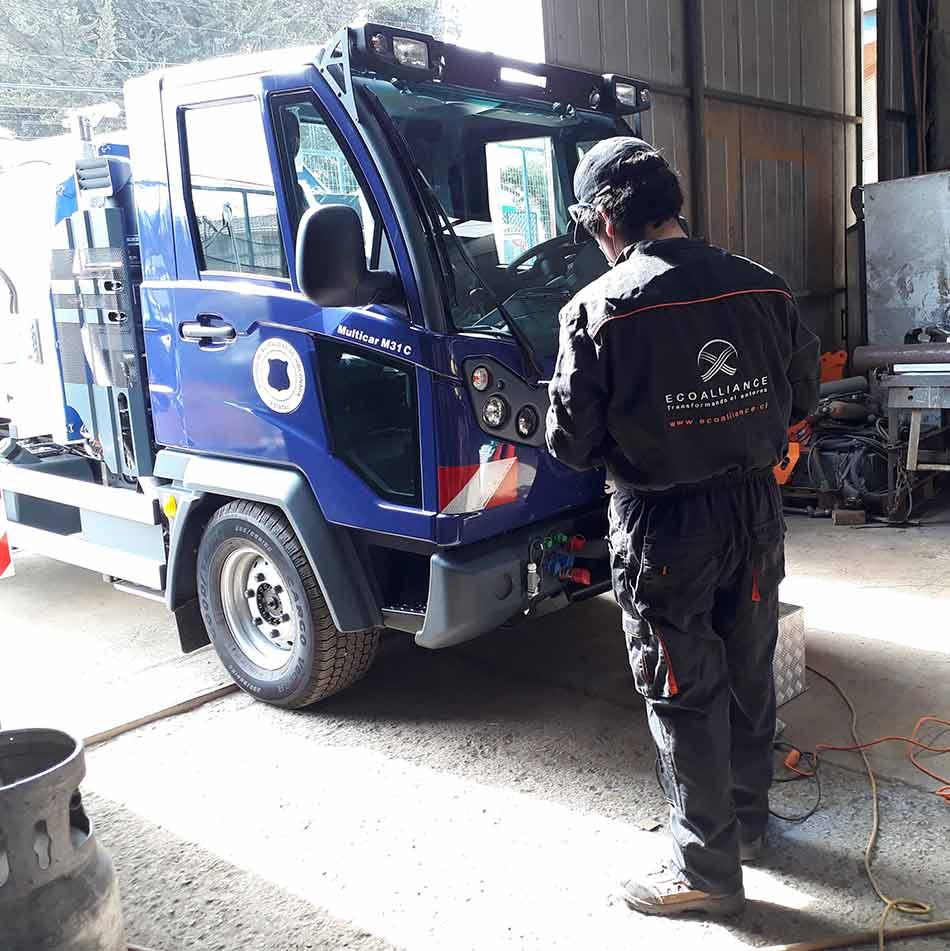 Servicios EAX Servicio Post Venta