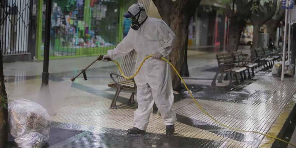 Soluciones EAX Limpieza, Sanitización y Desinfección de Espacios Públicos